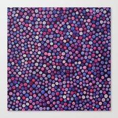Magical Dots  Canvas Print