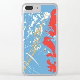 P2 Clear iPhone Case