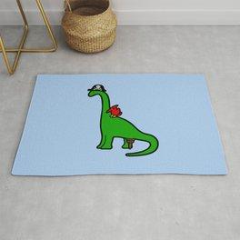 Pirate Dinosaur - Brachiosaurus Rug