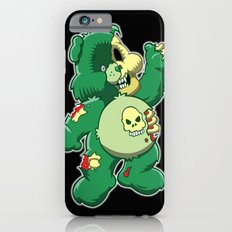 Zombie care bear iPhone 6s Slim Case