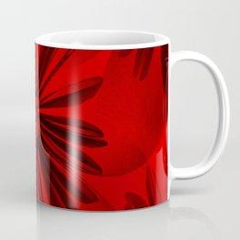 Red Origami Flowers #decor #society6 #buyart Coffee Mug