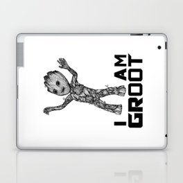 BabyGroot Laptop & iPad Skin
