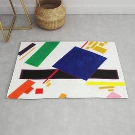 Kazimir Malevich Suprematist Composition Rug