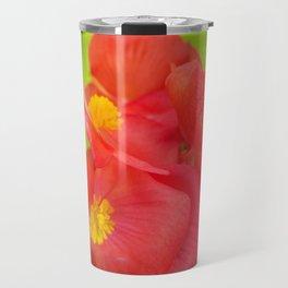 Hospital flower Travel Mug