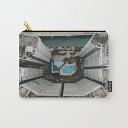 Hong Kong Apartment Carry-All Pouch