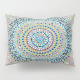 Mursy Hill Wish Board Mandala Pillow Sham