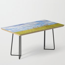 Clouded Sky Coffee Table