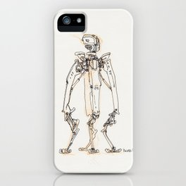 Long Legs iPhone Case