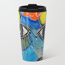 Spanish Bull Travel Mug