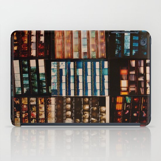 NEGATIVE iPad Case