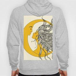 Sun and Moon Hoodie