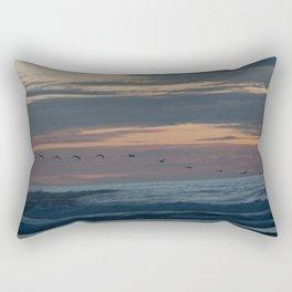 San Francisco fliers Rectangular Pillow