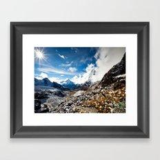 Chill Rockland Framed Art Print