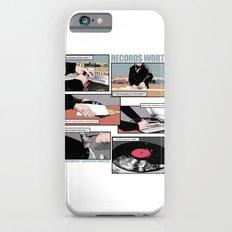 Records Worth iPhone 6 Slim Case