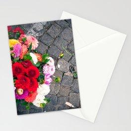 Urban Flowers Stationery Cards