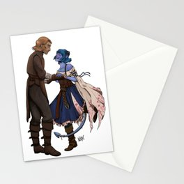 Dance with me, Caleb! Stationery Cards