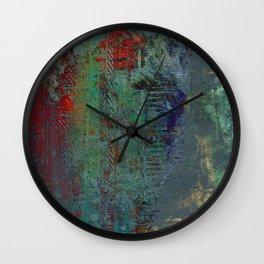 Cul-De-Sac Wall Clock