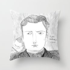 Hets Throw Pillow