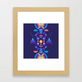 Rainbow Warrior Framed Art Print