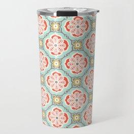 Alhambra Tile Travel Mug