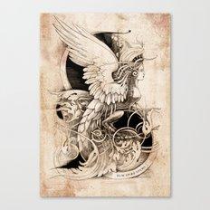 Sirin Canvas Print