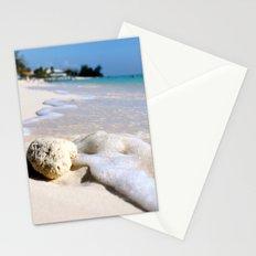 Sandy Shoreline Stationery Cards