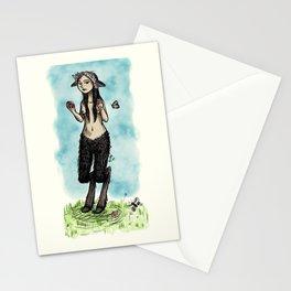 Satyress Stationery Cards