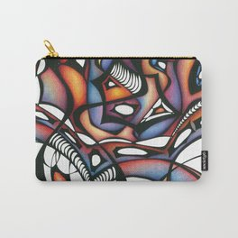 Strongly rooted Carry-All Pouch