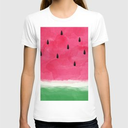 Watermelon Abstract T-shirt