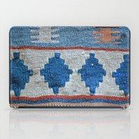 kilim iPad Cases featuring afghani kilim by sara gering