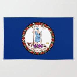Flag of Virginia Rug