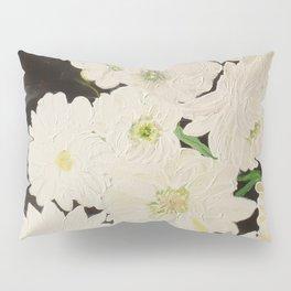 Midnight Blossoms Pillow Sham
