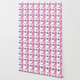 Pink Feminist Wallpaper