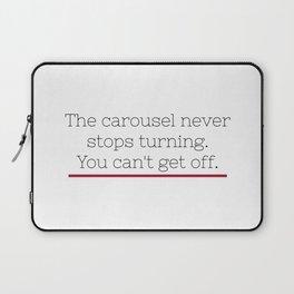 Grey's Anatomy - Ellis Grey Quote. Laptop Sleeve