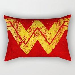 "Wonder ""BVS"" Woman Rectangular Pillow"
