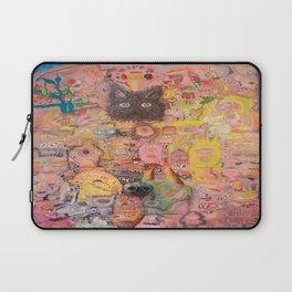 Pink Nightmare Laptop Sleeve