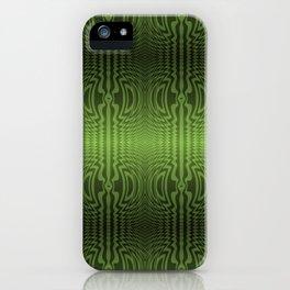 Good Green Vibrations iPhone Case