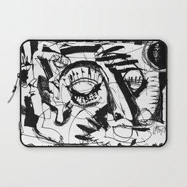 Shelter - b&w Laptop Sleeve