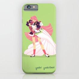 Magical Couple I iPhone Case