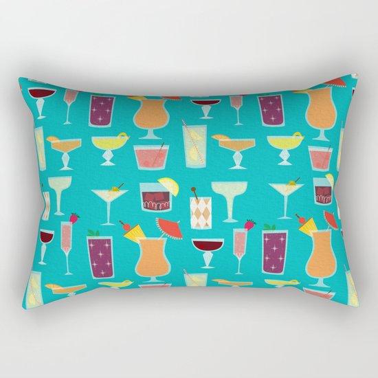 Retro Cocktails by jlhillustration