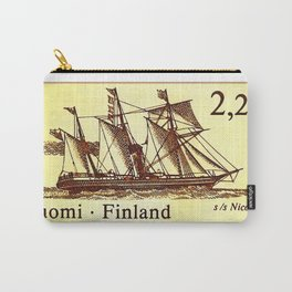Steamship Nicolai Carry-All Pouch