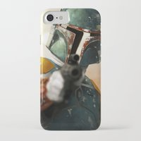 boba iPhone & iPod Cases featuring Boba by Yvan Quinet