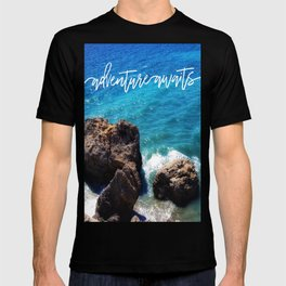 The Great Wave Adventure T-shirt