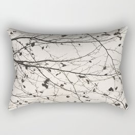boughs pale Rectangular Pillow