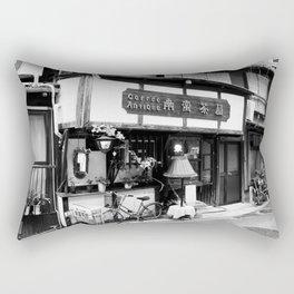 Nagasaki Side Street  Rectangular Pillow