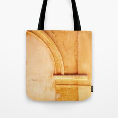Stone arch detail. Tote Bag