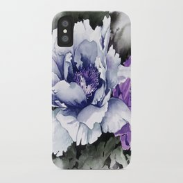 FLOWER PAINTING1 iPhone Case