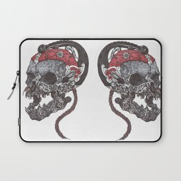 wayang drawing Laptop Sleeve