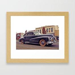 Classic and black Framed Art Print