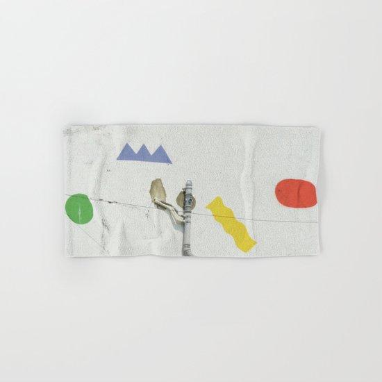 Shapes Hand & Bath Towel
